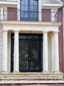 Monumental Entry Door
