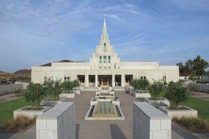Phoenix AZ LDS Temple