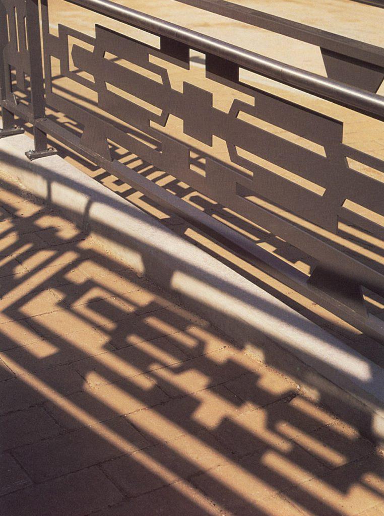 Laser Cut Decorative Railings